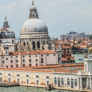 Basilica de Santa Maria della Salud Venecia Italo Arriaza www.photographer.cl