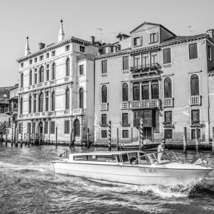 water taxi venecia Italo Arriaza www.photographer.cl