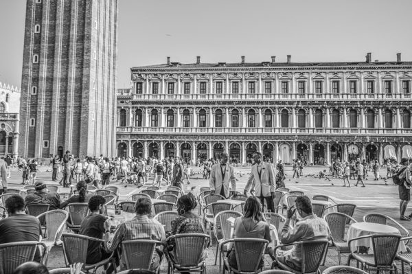 plaza san marco Venecia Italo Arriaza www.photographer.cl