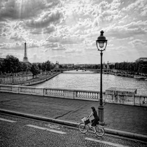 Puente río Sena París Italo Arriaza www.photographer.cl