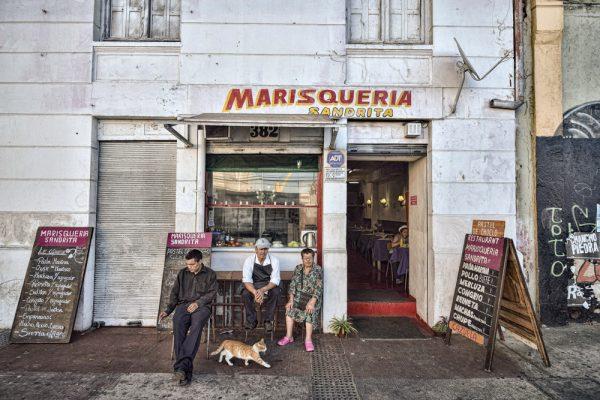 Marisquería Sandrita Valparaiso Italo Arriaza www.photographer.cl